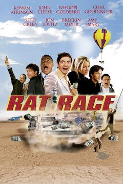 Poster for the movie Rat Race
