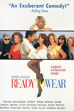 Ready to Wear movie poster.