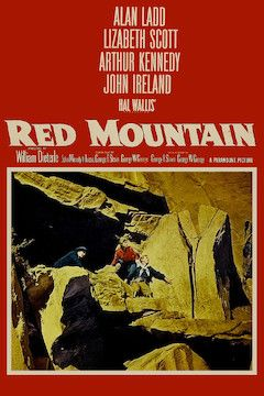 Red Mountain movie poster.