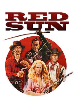 Red Sun movie poster.