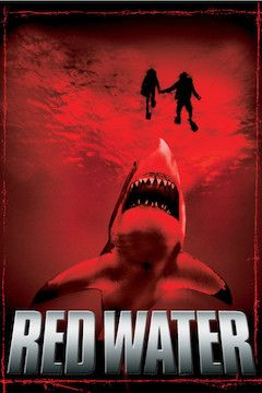 Red Water movie poster.