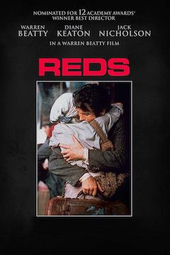 Reds movie poster.