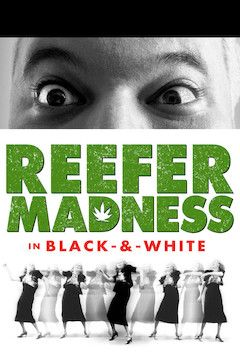 Reefer Madness: The Movie Musical movie poster.