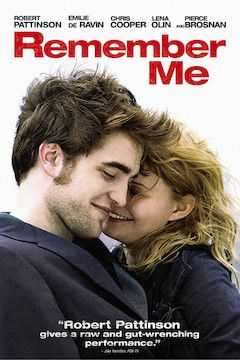 Remember Me movie poster.