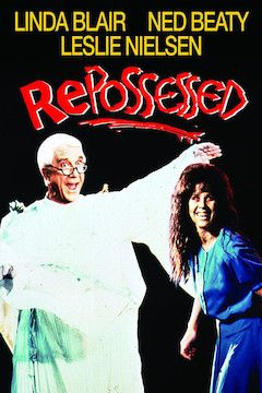 Repossessed movie poster.