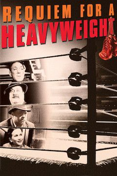 Requiem for a Heavyweight movie poster.