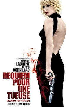 Poster for the movie Requiem pour une tueuse