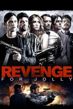 Revenge for Jolly! movie poster.