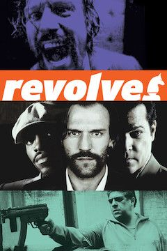 Poster for the movie Revolver