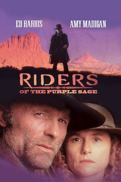 Riders of the Purple Sage movie poster.