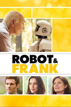 Robot & Frank movie poster.