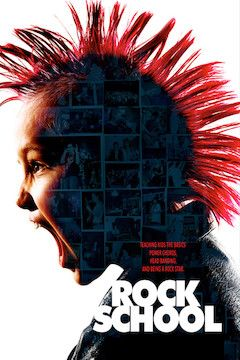 Rock School movie poster.