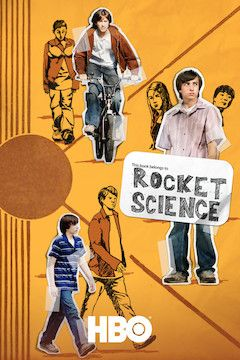 Rocket Science movie poster.