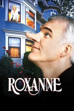 Roxanne movie poster.