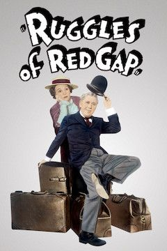 Poster for the movie Ruggles of Red Gap