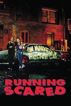 Running Scared movie poster.