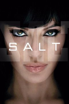 Poster for the movie Salt