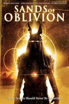 Sands of Oblivion movie poster.