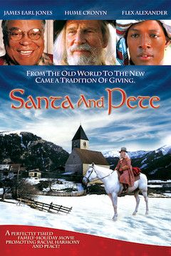 Poster for the movie Santa and Pete