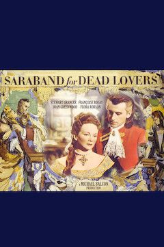 Saraband for Dead Lovers movie poster.