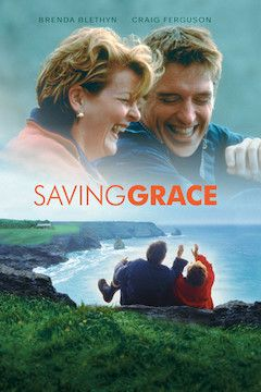 Saving Grace movie poster.