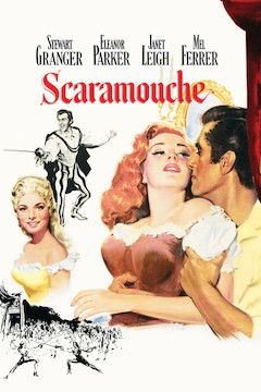 Scaramouche movie poster.