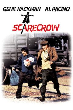 Poster for the movie Scarecrow