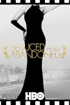 Seduced and Abandoned movie poster.