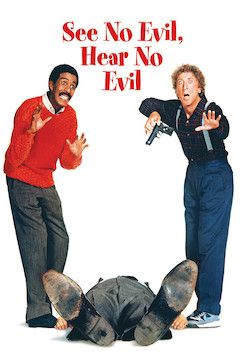 Poster for the movie See No Evil, Hear No Evil
