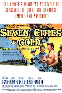 Seven Cities of Gold movie poster.