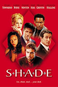 Poster for the movie Shade