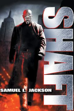 Poster for the movie Shaft