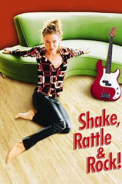 Shake, Rattle and Rock movie poster.