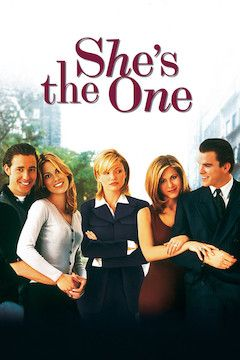 She's the One movie poster.