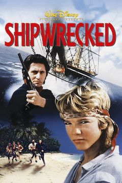 Poster for the movie Shipwrecked