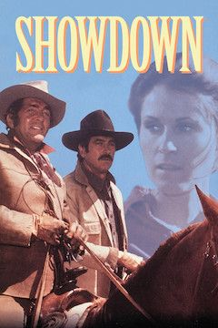 Showdown movie poster.
