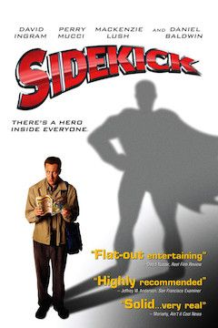 Sidekick movie poster.