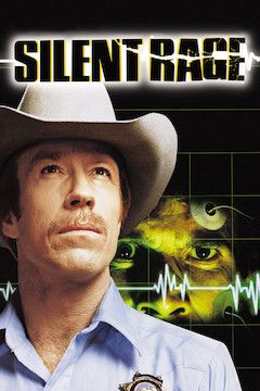 Poster for the movie Silent Rage