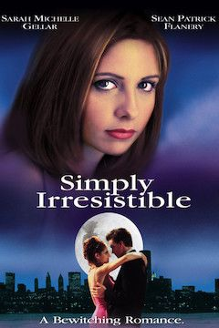 Simply Irresistible movie poster.