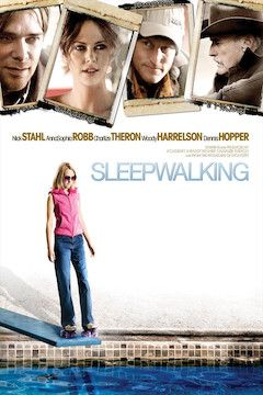 Sleepwalking movie poster.