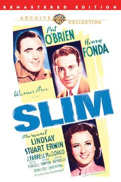 Poster for the movie Slim