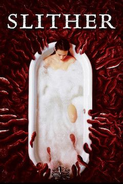 Slither movie poster.