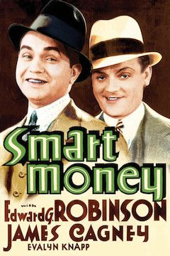 Smart Money movie poster.