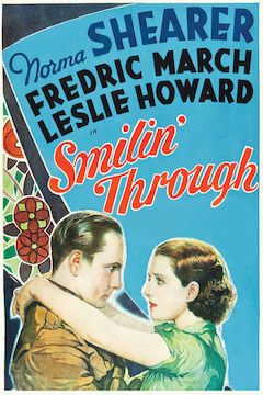 Poster for the movie Smilin' Through