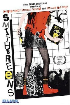 Smithereens movie poster.