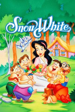 Snow White movie poster.