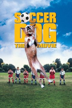 Soccer Dog movie poster.