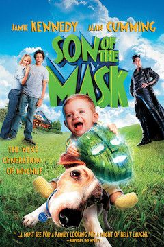 Son of the Mask movie poster.