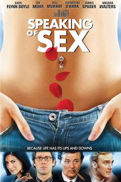 Speaking of Sex movie poster.