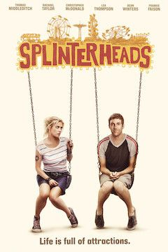 Splinterheads movie poster.